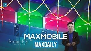 Maxdaily 17/12 - Apple tự làm màn hình, zenfone zoom có 10 thấu kính