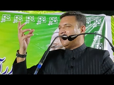AKbaruddin Owaisi Full Speech At Kishanbagh,Bahadurpura Constituency | BT NEWS