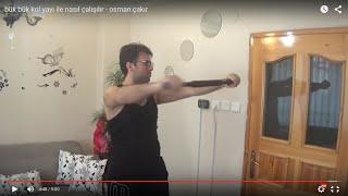 kol yayı bük bük ile nasıl çalışılır - osman çakır
