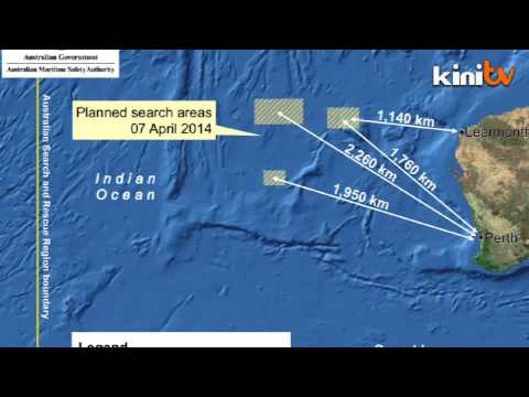 MH370: Ocean Shield detects up pings twice