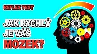 TEST RYCHLOSTI | Jak rychlý je váš mozek?