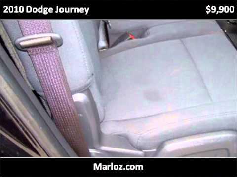 2010 dodge journey used cars high point nc youtube. Black Bedroom Furniture Sets. Home Design Ideas