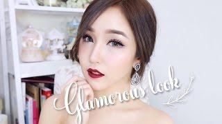 Glamorous Look Makeup Tutorial by noccbird