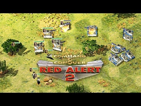 Impressive Tank Control (Great Game/Guy Part 2) // Command and Conquer
