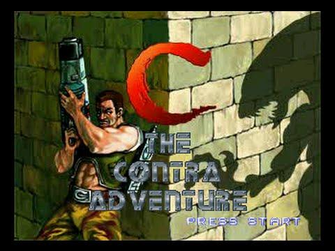 PSX Longplay [275] C: The Contra Adventure