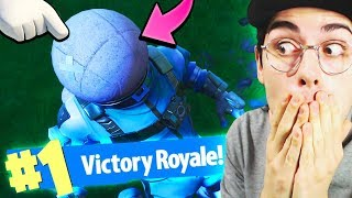 I've CRACKed a LEVIATANO! FORtnite Mobile ROYAL VITTORY