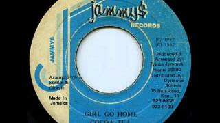 Cocoa Tea - Girl Go Home + Version