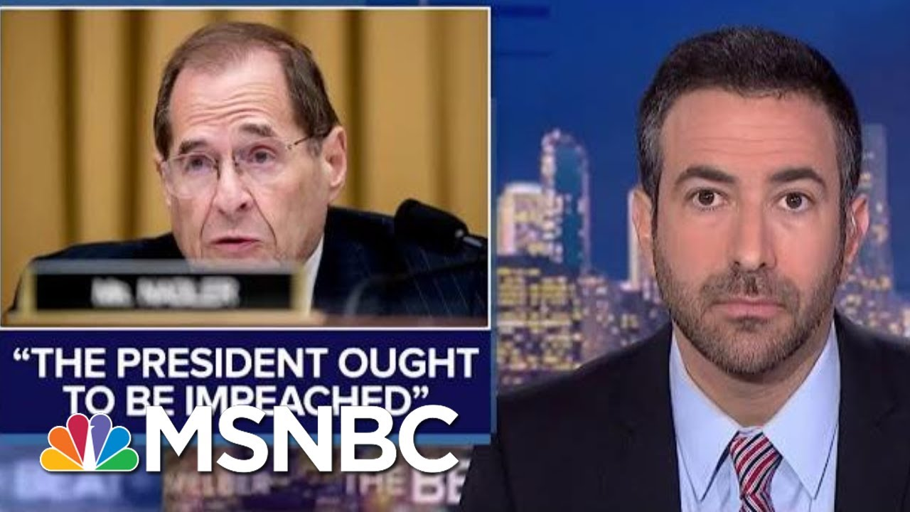 Dem Judiciary Chair: Time To Impeach 'Tyrant' Trump | The Beat With Ari Melber | MSNBC