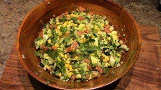 Fitness Salad. Супер овощной салатик с авокадо.Вкусно и полезно.