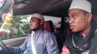 Jalan jalan islami Ustadz Asmar Lambo di SAMBOJA