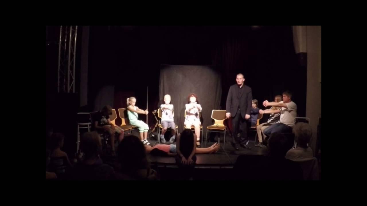 Das Kult 2016- Christo Showhypnose