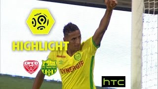 Video Gol Pertandingan Dijon FCO vs FC Nantes