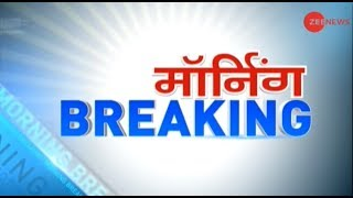 Morning Breaking: Congress takes back the helm from BJP in Rajasthan