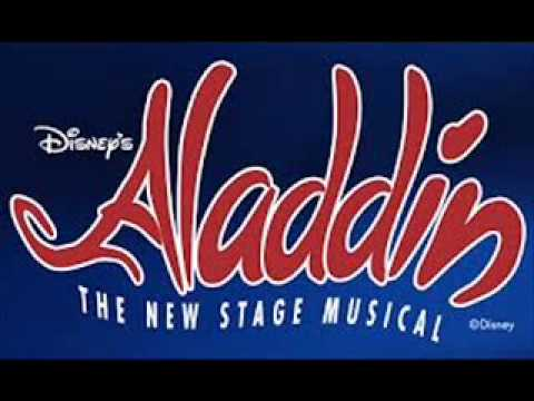 Aladdin The New Stage Musical - High Adventure