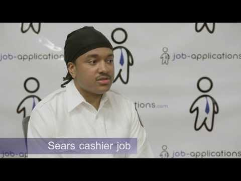 Sears Interview - Cashier 3