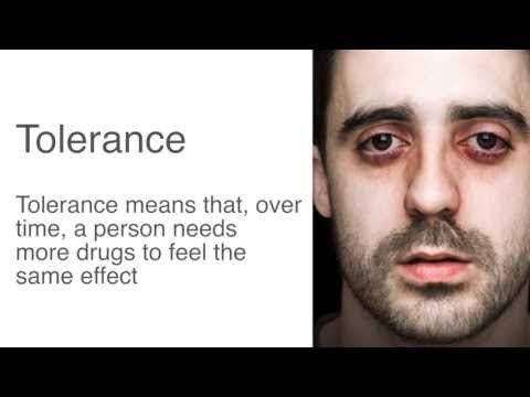 What are 5 common signs of drug abuse