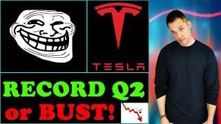 Mass Media Attacks Tesla Again: Beat Our Estimates or COMPLETE FAILURE