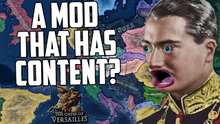 A New HOI4 Early Access Mod Released And It HAS CONTENT
