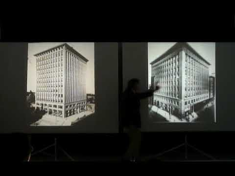 Vincent Scully | Skyscrapers of Chicago (Modern Architecture Course)