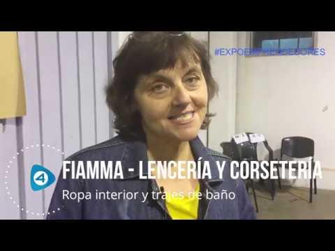 Emprendedores Varelenses: Fiamma, lencería y corsetería