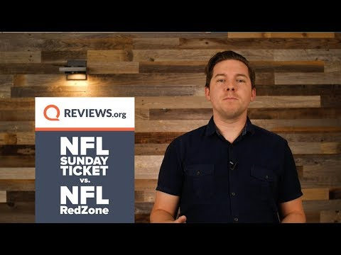 How To Get NFL SUNDAY TICKET And NFL REDZONE | SUNDAY TICKET Vs. REDZONE Review 2018