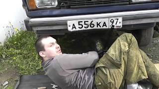 Невероятная надежность Экспортных ЖИГУЛЕЙ! Ранен но не убит. Русская техника
