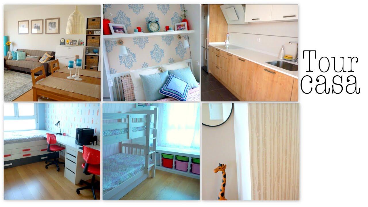 Tour casa actualizaci n house tour youtube for App para decorar interiores