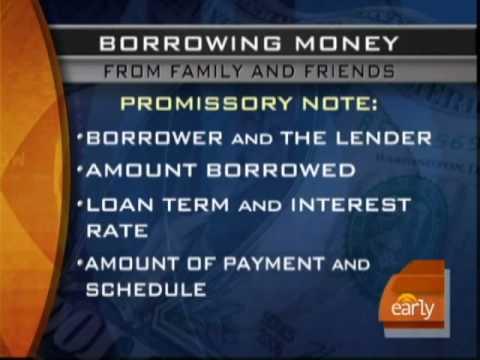 Видео Need to borrow money