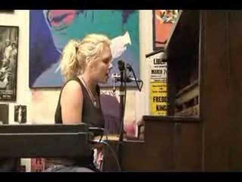 AMANDA WALKER @ Louisiana Music Factory 2007