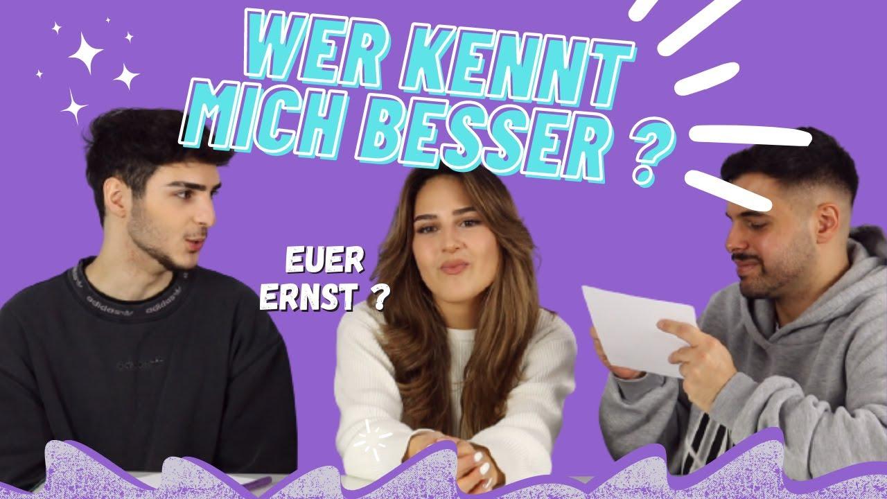 Download WER KENNT MICH BESSER? Emir oder Jamal 🤔 (Mit BESTRAFUNGEN🔥)