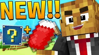 MINECRAFT ASTRAL LUCKY BLOCK BEDWARS! MINECRAFT MODDED MINI-GAME