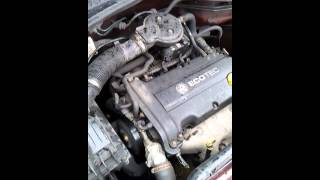 Corsa c 1.2 engine noise. Timing chain or tappets