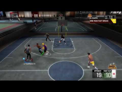 Pure Stretch Build NBA 2K 19