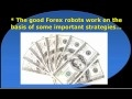Reviews For Forex Robots Work