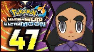 Pokemon Ultra Sun and Moon: Part 47 - Hapu's Grand Trial! [100% Walkthrough]