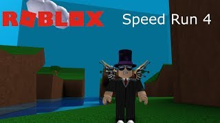 Versuch, Speed Run Speed Run 4 zu beschleunigen | Roblox