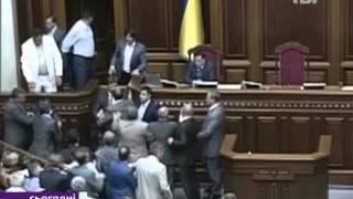 видео Верховна Рада ухвалила мовний закон