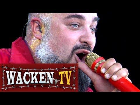 Russkaja - Full Show - Live at Wacken Open Air 2013