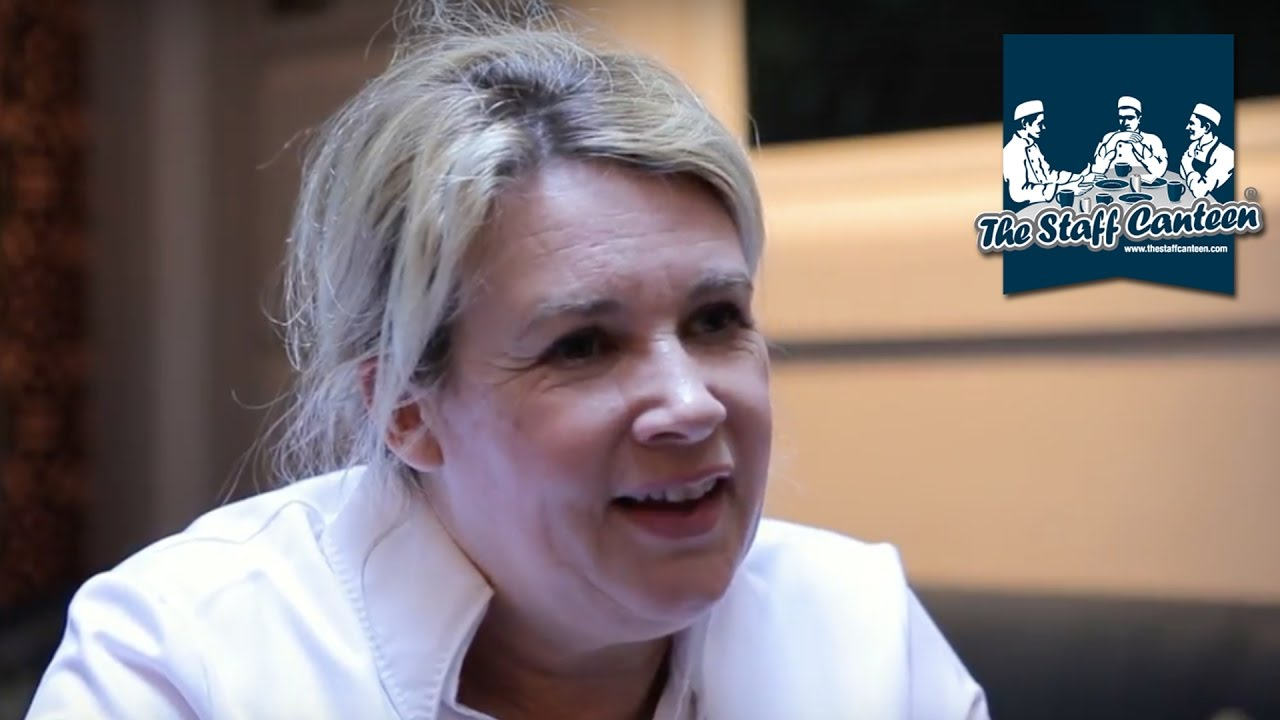 2 michelin star chef h l ne darroze on her london and paris restaurants youtube - Restaurant helene darroze paris ...