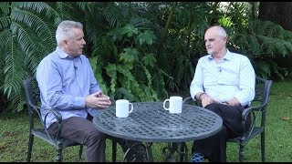CIFOR & ICRAF Directors General in Conversation | Merger, the role of staff & the future