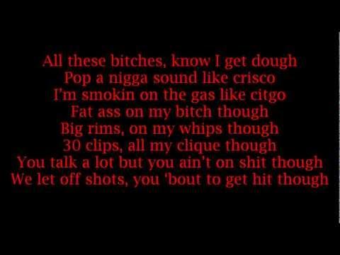 Chief Keef - Citgo ( With Lyrics ) [HD]