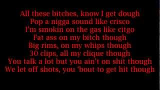 Chief Keef - Citgo ( With Lyrics ) [HD]