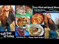 WHAT I EAT IN A DAY (to gain weight) Minnie Maud Guidelines// Snacks and recipes!