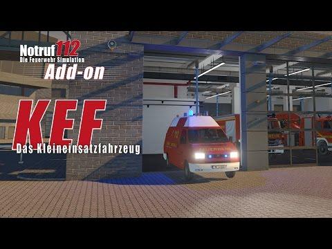 Notruf 112 - KEF - Das Kleineinsatzfahrzeug Youtube Video