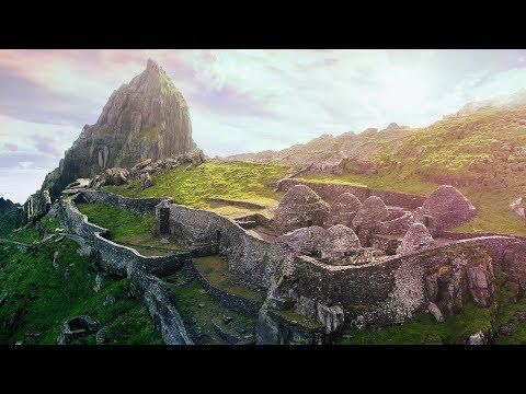 Star Wars Island - Skellig Michael