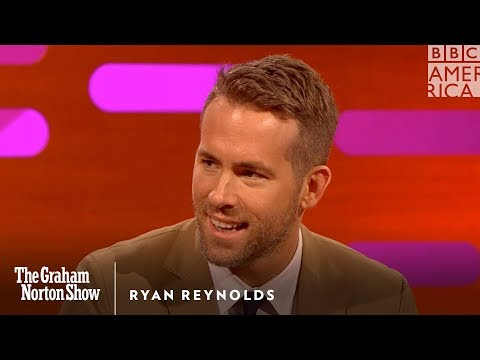 Ryan Reynolds' Worst Flirting - The Graham Norton Show