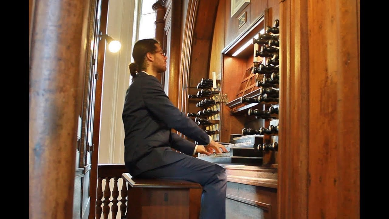 8 Variations on 'Wer nur den lieben gott lässt walten' - Bätz Organ, Koepelkerk