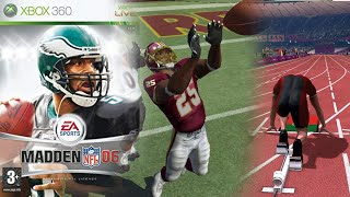 Playing the WORST REVIEWED Madden of All-Time... this game was AMAZING