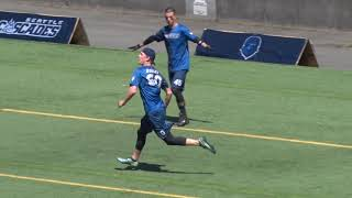 Game Highlights: Los Angeles Aviators at Seattle Cascades — Week 7