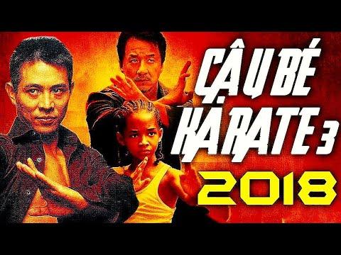 Phim mới | Cậu Bé Karate - Thành Long, Jaden Smith | Karate Kid | Phim Kung Fu Thuyết Minh